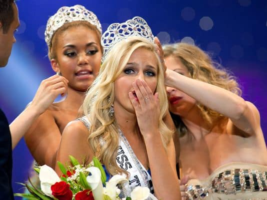 Miss Teen USA Cassidy Wolf Picture