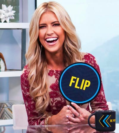 Christina El Moussa FLIPS Out