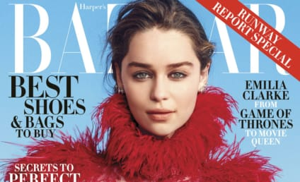 Emilia Clarke: Jay Z Bought a Game of Thrones Dragon Egg For Beyonce!