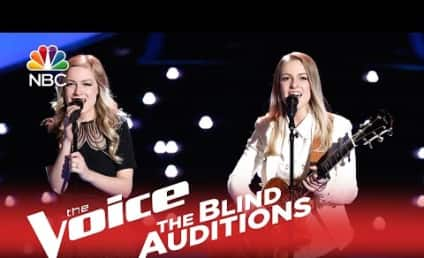 The Voice Recap: Twins For the Win!