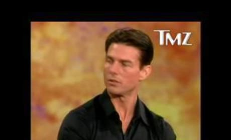 Tom Cruise on The View