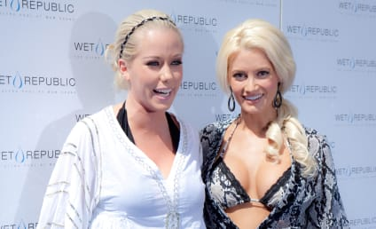Kendra Wilkinson SLAMS Holly Madison: She's All About Revenge!