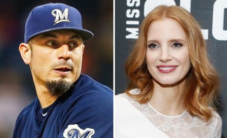 Major League Pitcher Mansplains Birth Control to Jessica Chastain
