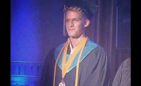 Cody Simpson Graduation Speech Clip