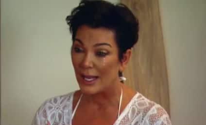 Keeping Up with the Kardashians Klips: Who Kissed Kim?