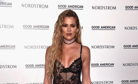 Khloe Kardashian: Red Carpet Beauty