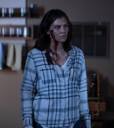 Did Maggie Kill Again?