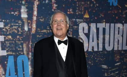 "Chevy Chase Needs ""Tune-Up,"" Checks Into Rehab"