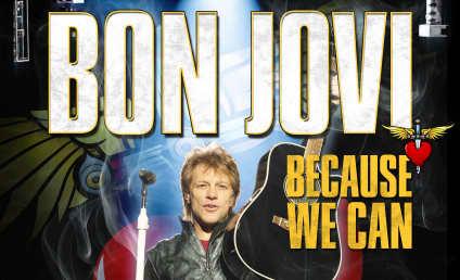 Bon Jovi Concert Ticket Giveaway: Enter Now!