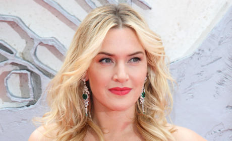 Kate Winslet at Divergent Premiere