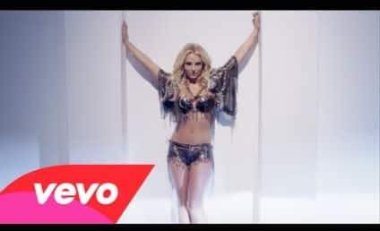 "Britney Spears ""Work Bitch"" Music Video Released: You Want a Hot Body?!"
