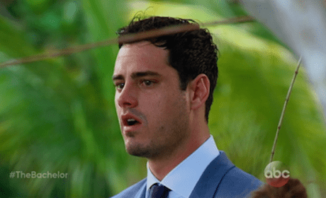 Ben Higgins on the Bachelor Finale