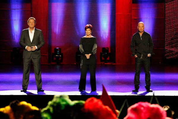 AGT Judges in Vegas