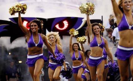 Ravens Cheerleader Barred from Super Bowl