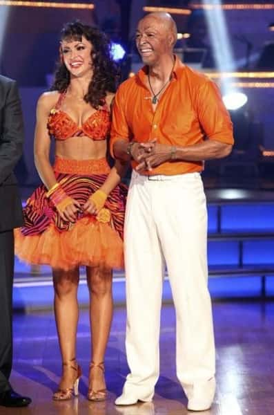 JR Martinez and Karina Smirnoff Pic
