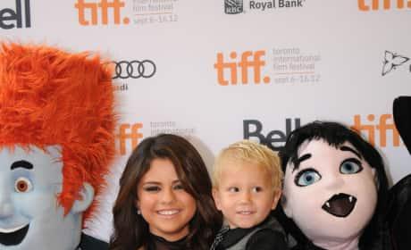 Selena Gomez and Jaxon Bieber
