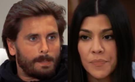 Kourtney Kardashian, Scott Disick Clash After Kids Meet Sofia Richie