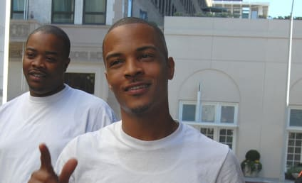 T.I.: Released From Prison!