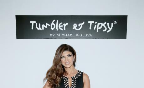 Teresa Giudice Fashion Week September 2016