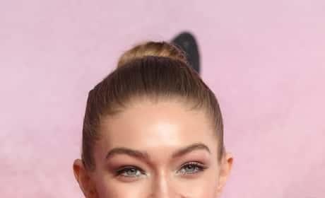 Gigi Hadid at Fashion Awards