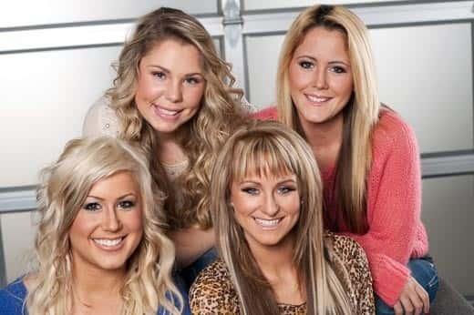 Teen Mom 2 Season 3 Cast Photo