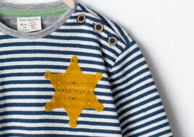 Zara nazi shirt