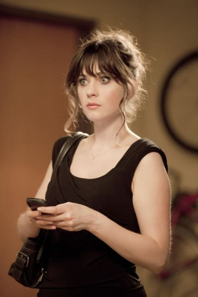 Zooey Deschanel as Jess