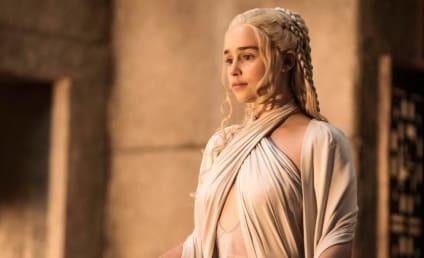 Emilia Clarke Talks Game of Thrones Nudity: More Penis Close-Ups!