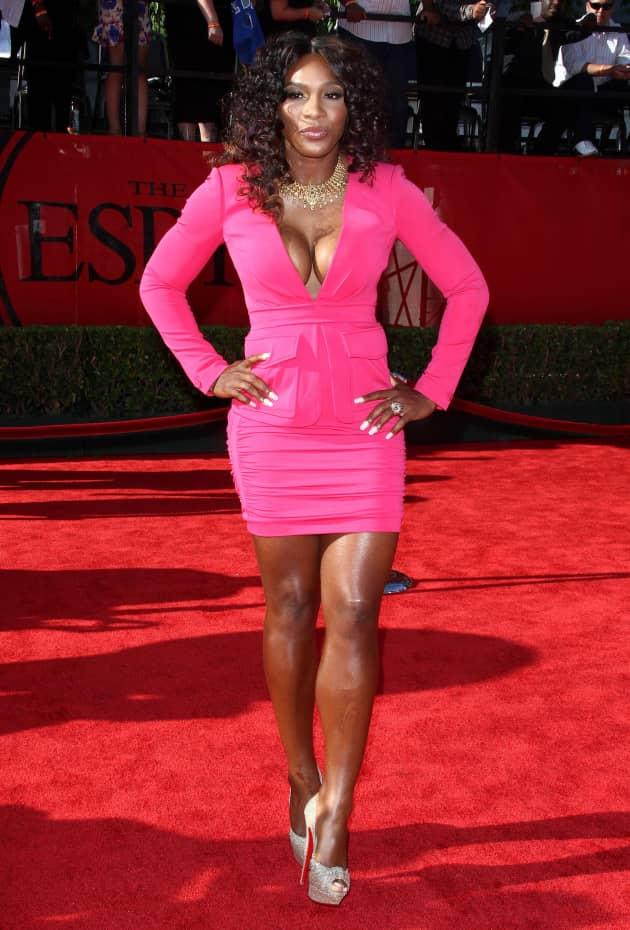 Serena Williams at the ESPYs