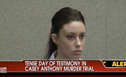 Gruesome Evidence Makes Casey Anthony Sick