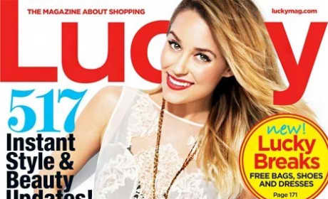 Lauren Conrad Lucky Cover