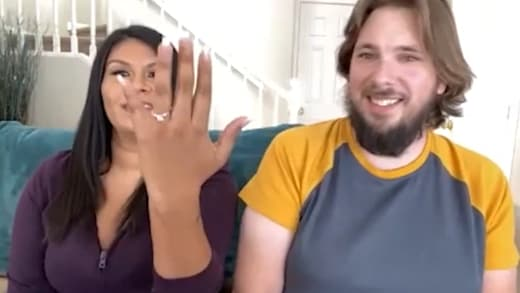 Vanessa Guerra flashes engagement ring after 6 months engagement to Colt Johnson