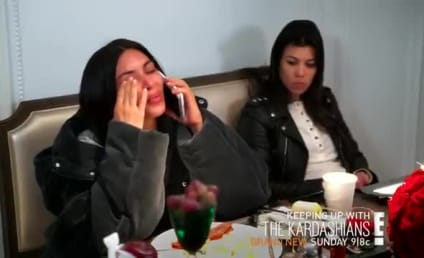 Kim Kardashian Receives Devastating Phone Call, Breaks Down
