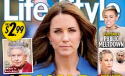 Kate Middleton: AT WAR With Queen Elizabeth II!!
