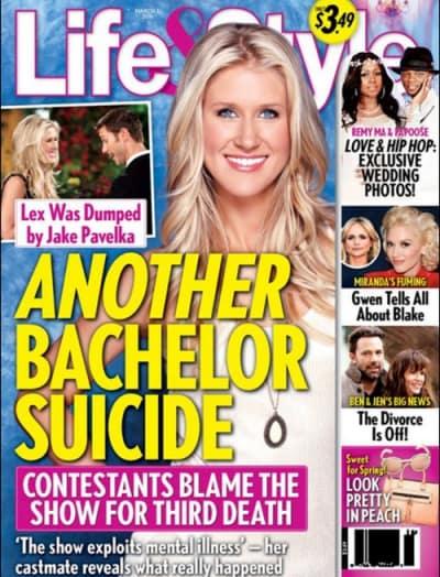 Lex McAllister Suicide