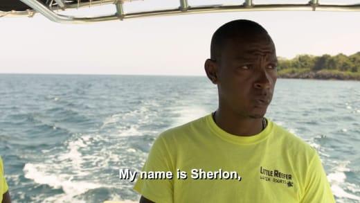 Sherlon-My name is Sherlon (Love in Paradise: Caribbean)