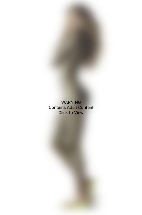 Gisele Nude, Body Paint