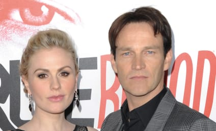 Anna Paquin and Stephen Moyer: Expecting Twins!