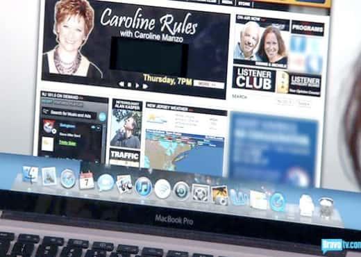 Caroline Manzo Radio Show