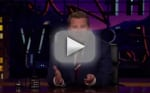 James Corden Turns Serious, Addresses London Terrorist Attack