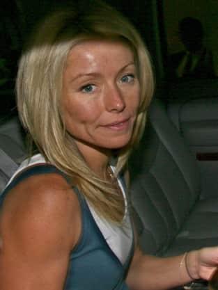 Kelly Ripa No Makeup
