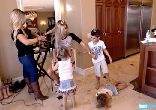 Multi-tasking Mama