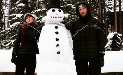 Taylor Swift and Calvin Harris Want to Build a Snowman