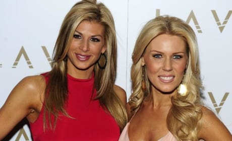 The Real Housewives of Orange County: Who's Out?
