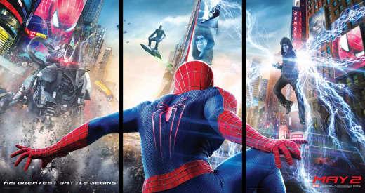Amazing Spider-Man 2 Poster