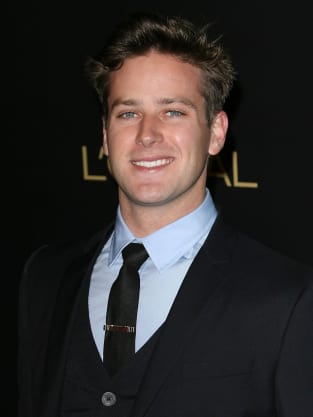 Armie Hammer Pic