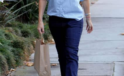Jennifer Garner: NOT Pregnant With Fourth Child