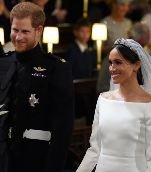 Meghan Markle-Prince Harry Wedding: The Dress! The Guests