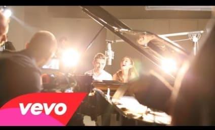 Ariana Grande: Dating Nathan Sykes!