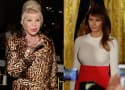Ivana Trump to Melania Trump: I'm the REAL First Lady!!